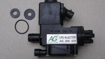 AG DGI injector gereviseerd  €150,- (€123,97 excl. btw.)